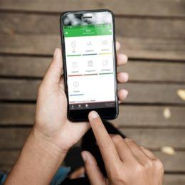 Hilkka-mobiili kotiin annettaviin palveluihin