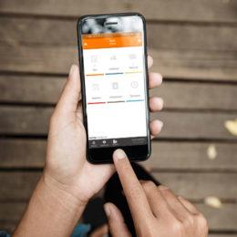 Hilkka-mobiili soveltuu kotihoitoon ja kotipalveluihin