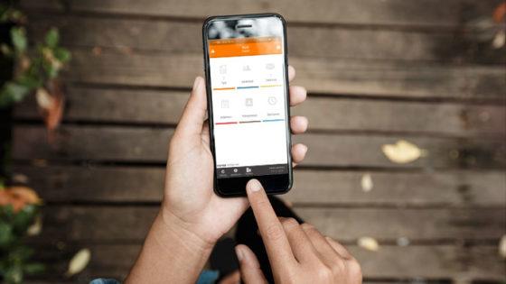 Real-Time Care-mobilapplikationen hemvård och hemtjänster