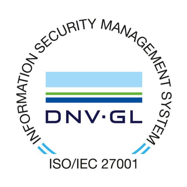 Fastroi ISO27001 tietoturvasertifiointi
