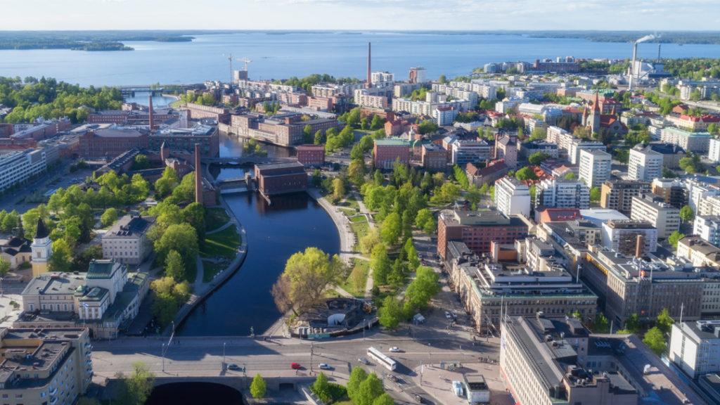 Fastroi Tampere Tammerfors