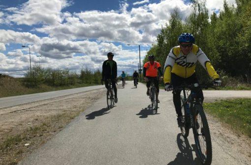 Fastroi biking