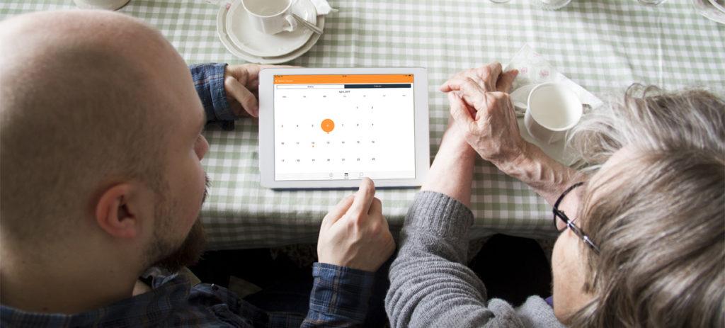 Hilkka-järjestelmän Omaisviestintä vapauttaa aikaa hoivatyöhön