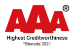 AAA highest Creditworthiness. Bisnode 2021