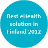 Best eHealth solution in Finland 2012