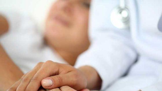 Fastroi Real-Time Care™ lämpar sig för hospis, läkarhus och hemsjukhus