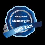 Kauppalehti Menestyjät 2019-2021 -logo