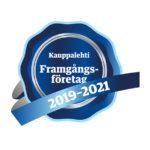 Kauppalehti Framgångsföretag 2019-2021