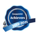 Kauppalehti Achievers 2019-2021